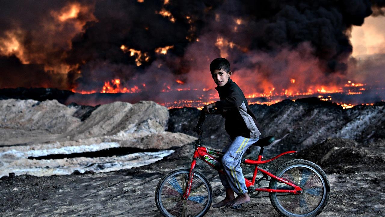 Правозащитники: более 350 млн детей живут в условиях войны
