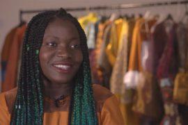 Беженка-модельер из Сьерра-Леоне в преддверии встречи с герцогиней Кейт: «Не бойтесь мечтать!»