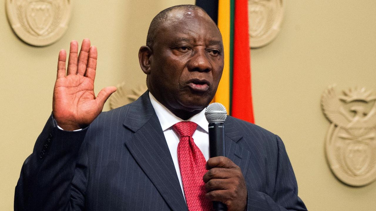 В ЮАР назначили нового президента после смещения старого