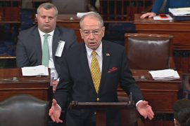 Американские сенаторы не смогли договориться по миграционному закону