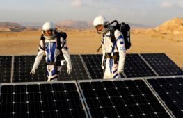 Имитация жизни на Марсе: в пустыне Негев прошёл эксперимент