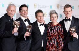 Премии BAFTA раздали в Лондоне