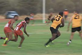 В австралийской тюрьме от домашнего насилия отучивают с помощью футбола