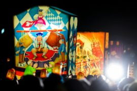 В Базеле празднуют «Фастнахт», признанный ЮНЕСКО наследием человечества