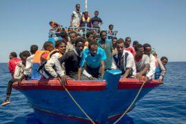 Frontex: южные границы ЕС останутся «под давлением» из-за мигрантов
