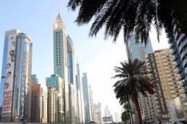 В Дубае открылся самый высокий в мире отель