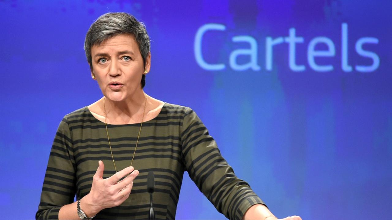 Еврокомиссия оштрафовала участников картельных сговоров на 546 млн евро