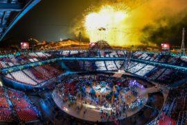 Завершились 23-е Зимние Олимпийские игры
