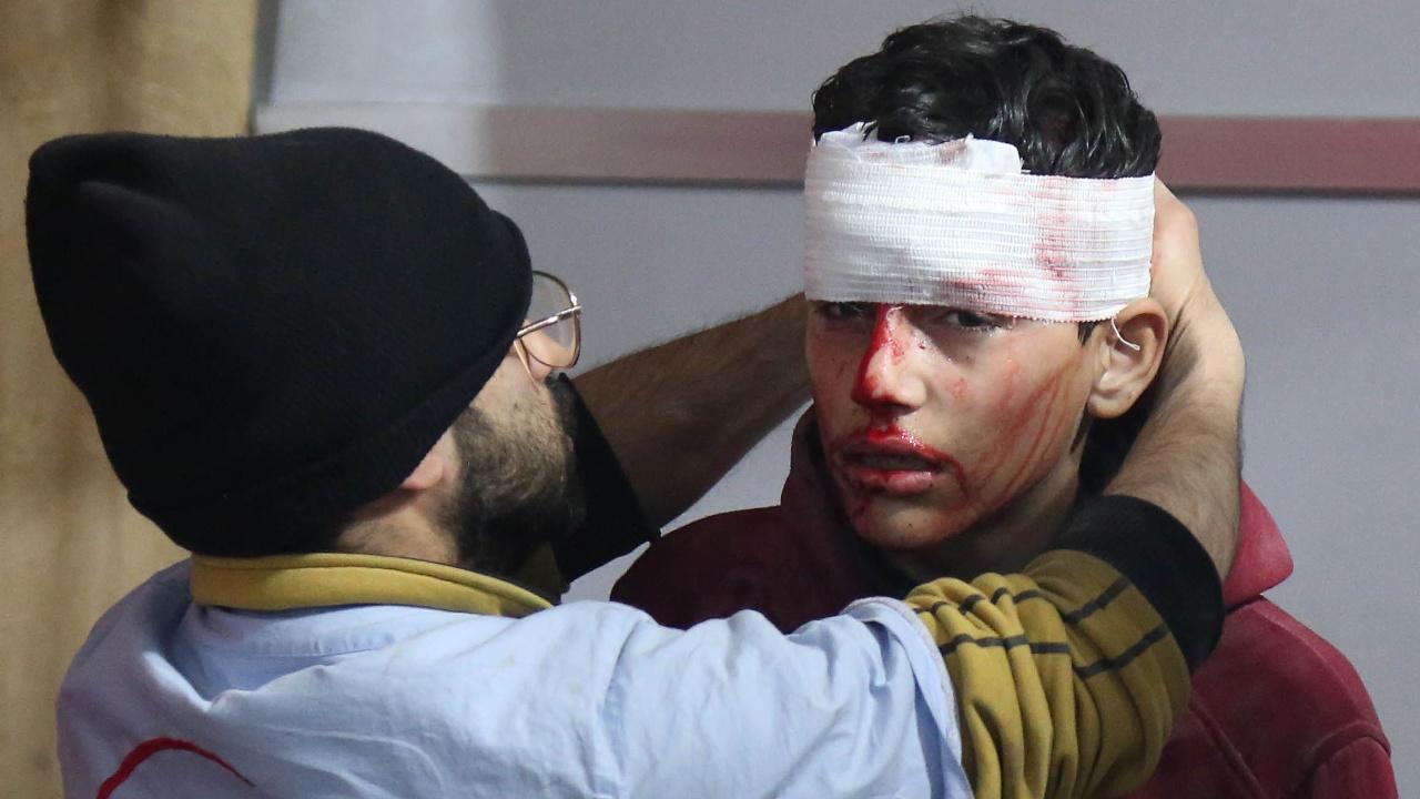 Жители Дамаска не верят, что режим прекращения огня будут соблюдать