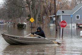 В Огайо ввели режим ЧП из-за наводнения
