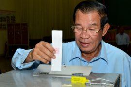 ЕС грозит Камбодже санкциями из-за выборов