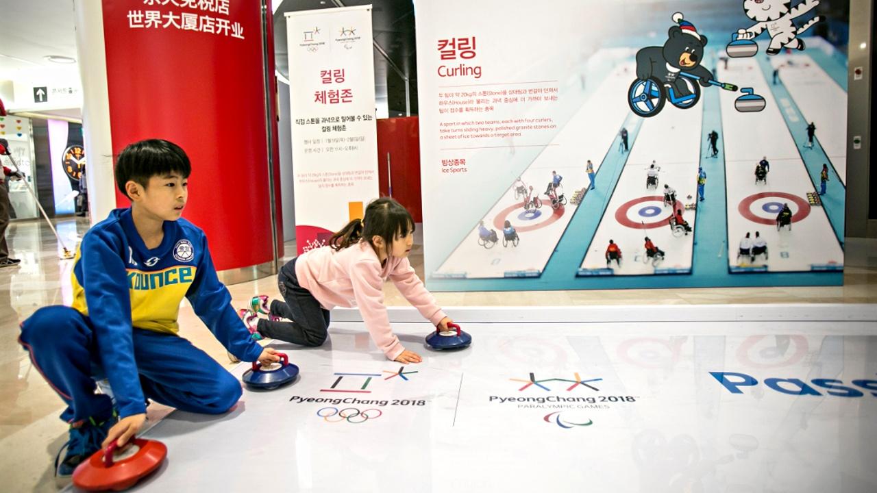 Олимпийская медаль сделала кёрлинг в Южной Корее очень популярным