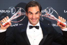 В Монако раздали спортивные «Оскары»