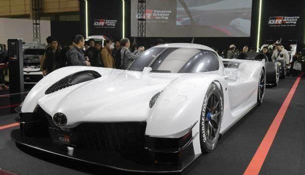 Два уникальных автомобиля, представленные Toyota на автосалоне 2018 в Токио