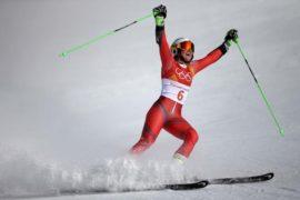 В центре внимания – Зимняя Олимпиада