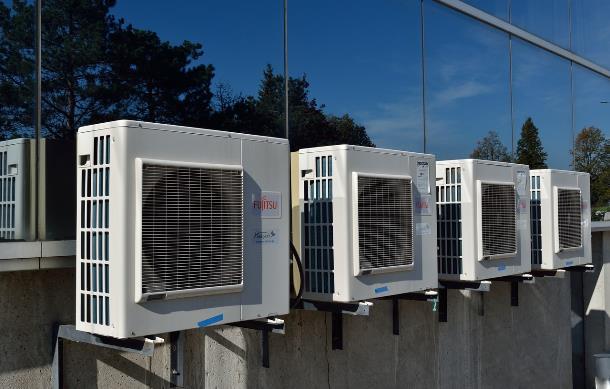 Климатическое оборудование на официальном сайте