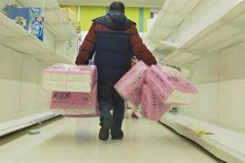 Тайвань: охота за туалетной бумагой