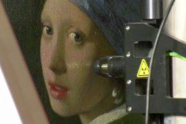 «Девушка с жемчужной серёжкой»: картину Вермеера исследуют сканером XRF