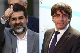Пучдемон предложил избрать главой Каталонии Жорди Санчеса