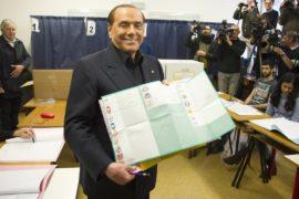 На парламентских выборах в Италии лидирует правоцентристская коалиция