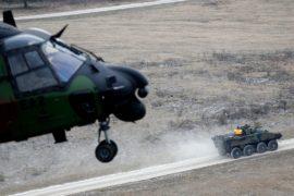 Министры ЕС обсудили кооперацию в сфере обороны