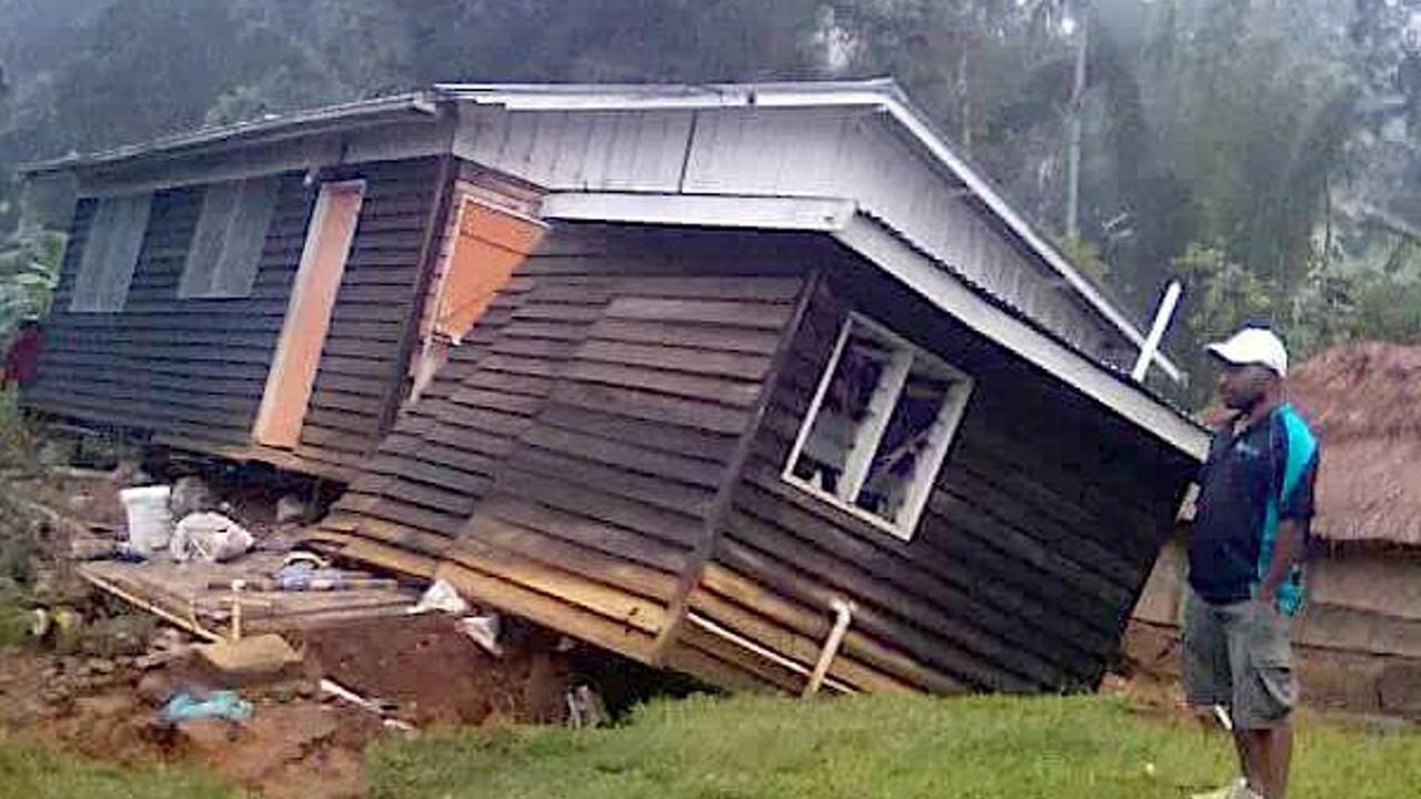 В Папуа — Новой Гвинее снова землетрясение, число жертв возросло до 75