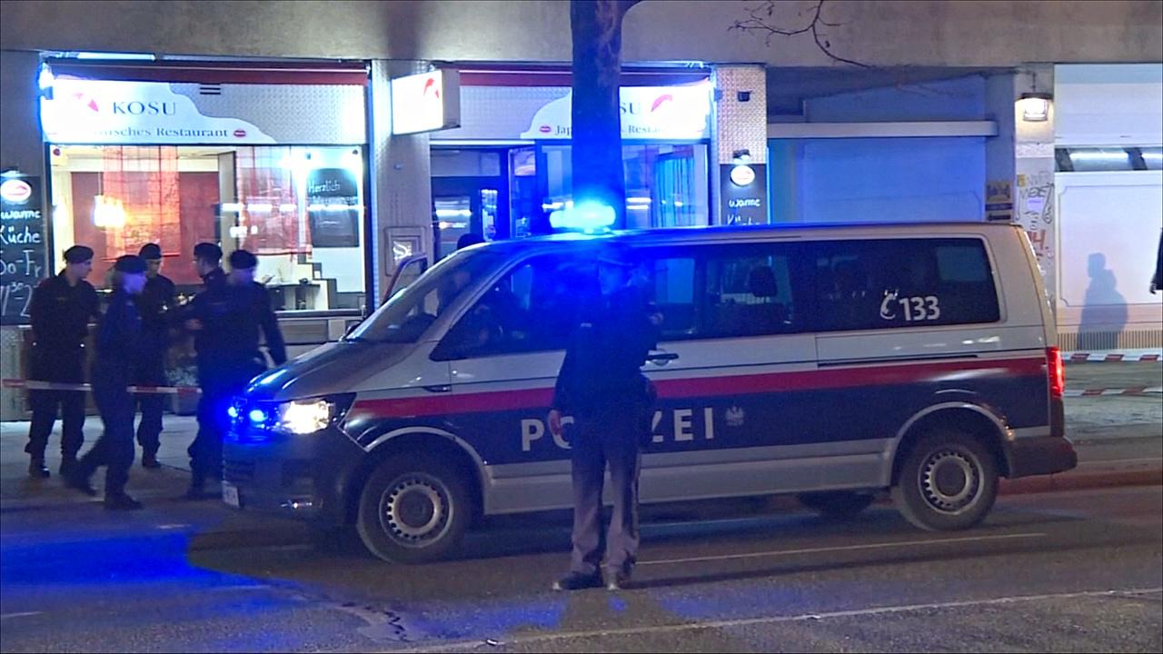 Два нападения с ножом в Вене: тяжело ранены четверо человек