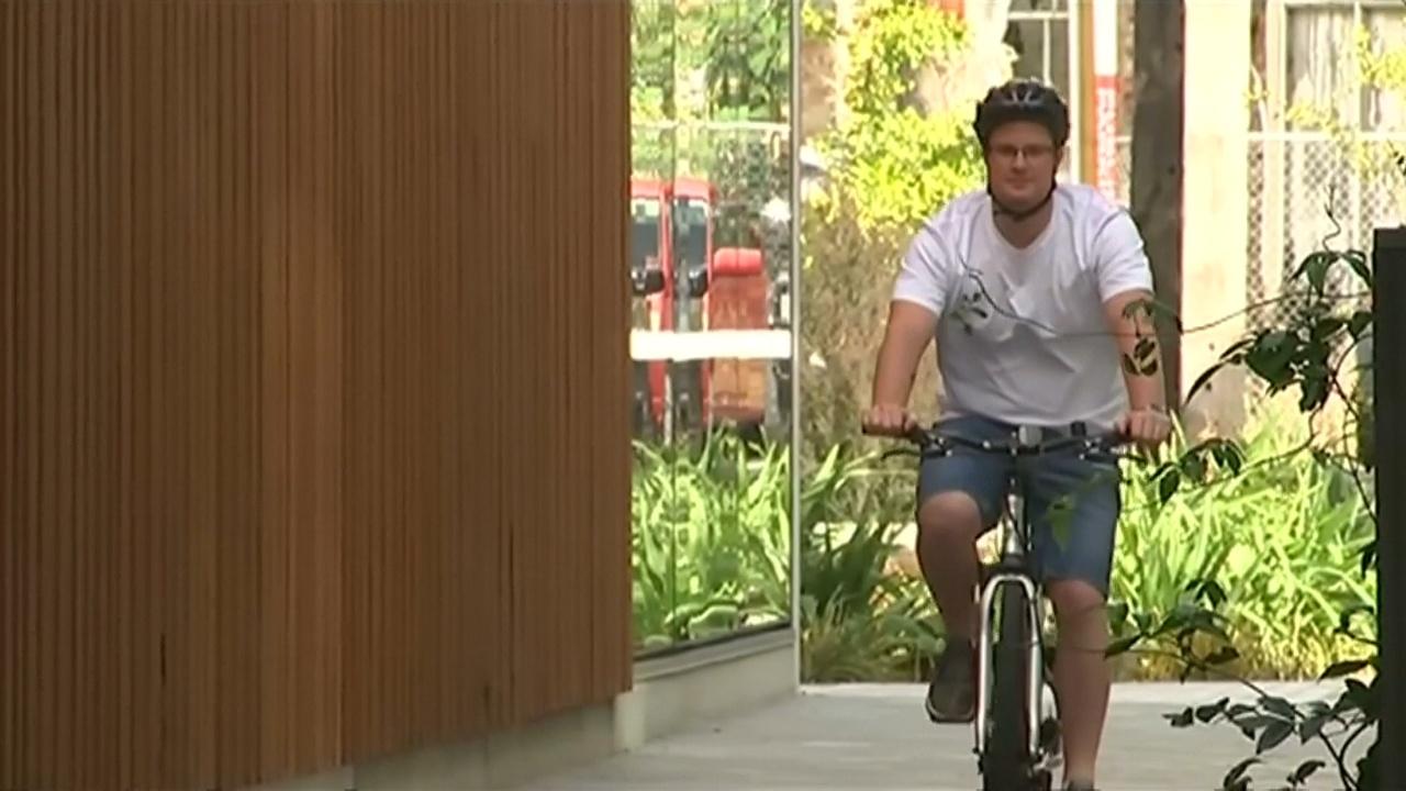 Новозеландская компания платит сотрудникам за поездку на работу на велосипеде