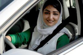 Женщины Саудовской Аравии готовятся выехать на дороги