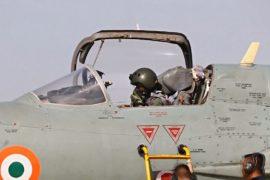 Первая в Индии женщина-пилот истребителя поделилась секретом своего успеха