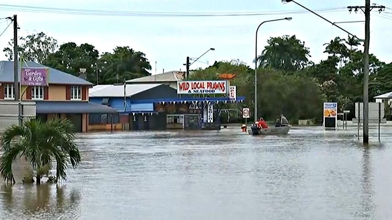 Квинсленд частично объявили зоной катастрофы из-за дождей