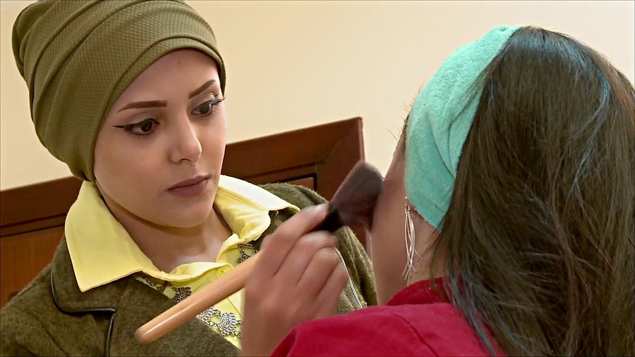 Египетская девушка-визажист обрела популярность благодаря соцсетям