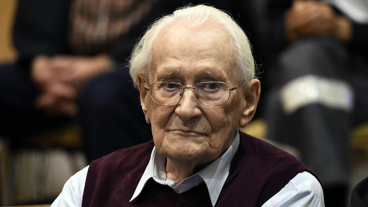Осуждённый «бухгалтер Освенцима» умер в возрасте 96 лет