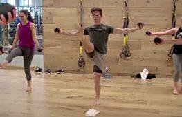 Новый вид фитнеса: балет в сочетании с кардиотренировками