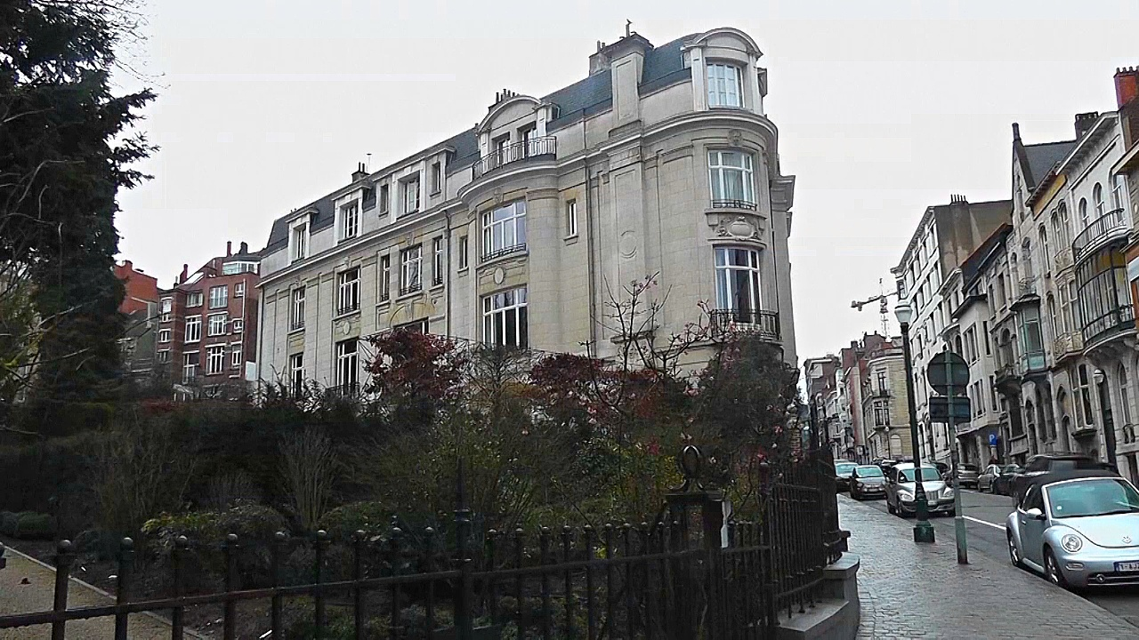 В Брюсселе для посещения открыли особняки в стиле ар-нуво и ар-деко