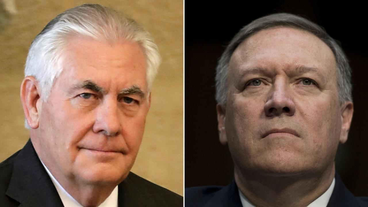 Пост госсекретаря США вместо Рекса Тиллерсона займёт нынешний директор ЦРУ