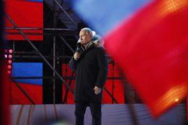 В России выбрали президента