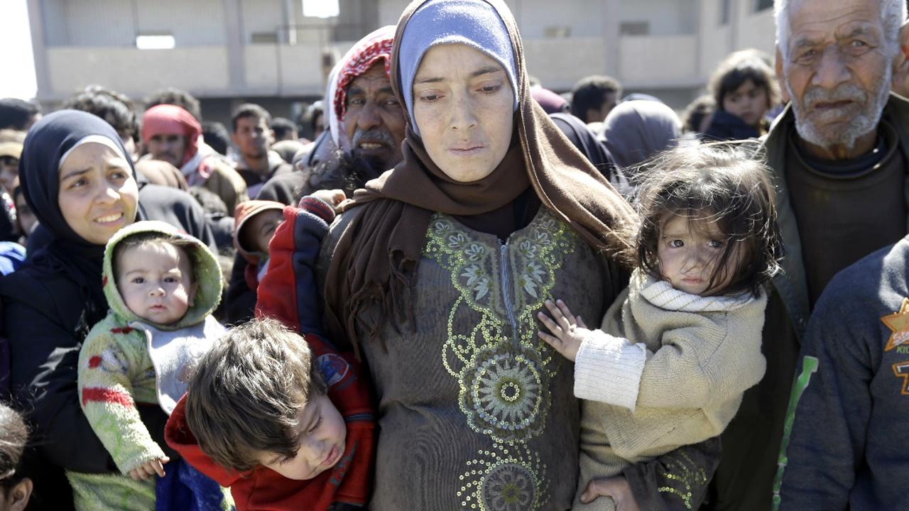ООН: Восточную Гуту за неделю покинули 25 000 человек