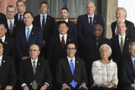 «Большая двадцатка» продвигает свободную торговлю
