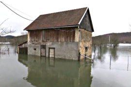 В нескольких городах Хорватии ввели ЧП из-за наводнений