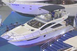 В Тайване показали яхты класса люкс