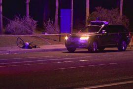 Беспилотный автомобиль Uber насмерть сбил пешехода