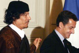 Николя Саркози допросили по делу о финансировании Ливией его избирательной кампании