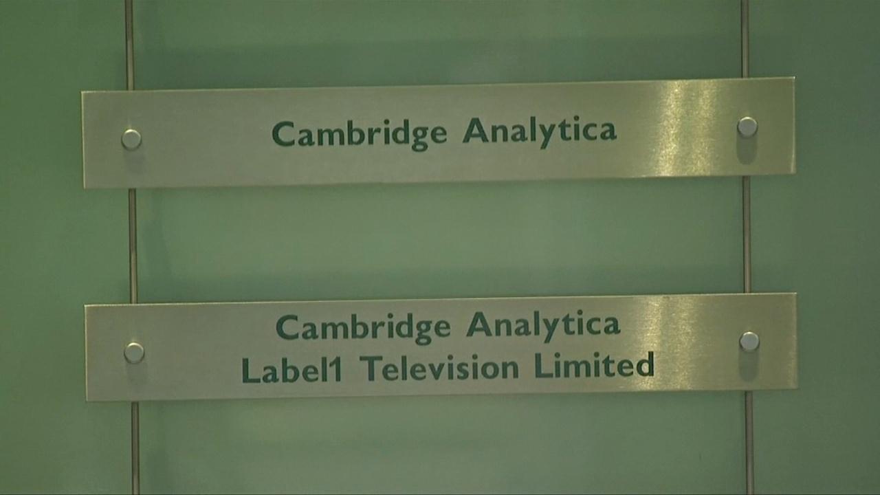 В Cambridge Analytica проведут обыск в связи с обвинениями в сборе данных Facebook