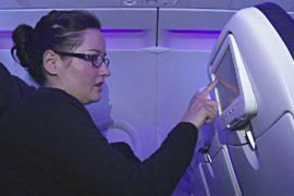 Боитесь подхватить грипп в самолёте? Садитесь у окна и никуда не ходите