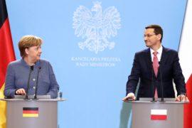 Польша продолжит требовать от Германии компенсаций за разрушения времён войны