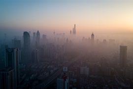 ООН: Азия – критически важное место в противостоянии загрязнению воздуха