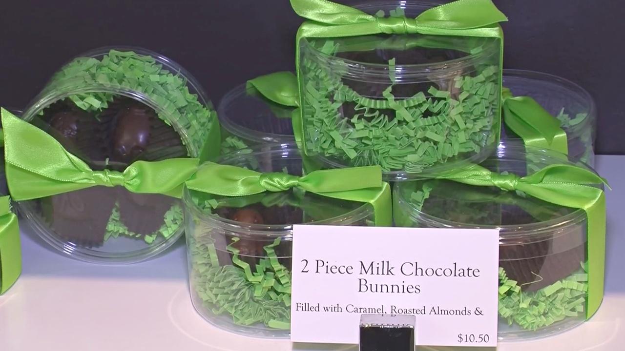 Что подготовили к Пасхе шоколатье в Беверли-Хиллз и Голливуде