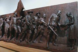 Путешествие солдата воплотят в монументе в память о Первой мировой