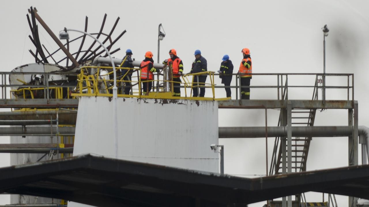 Взрыв на химзаводе в Чехии: шестеро погибли, двое ранены